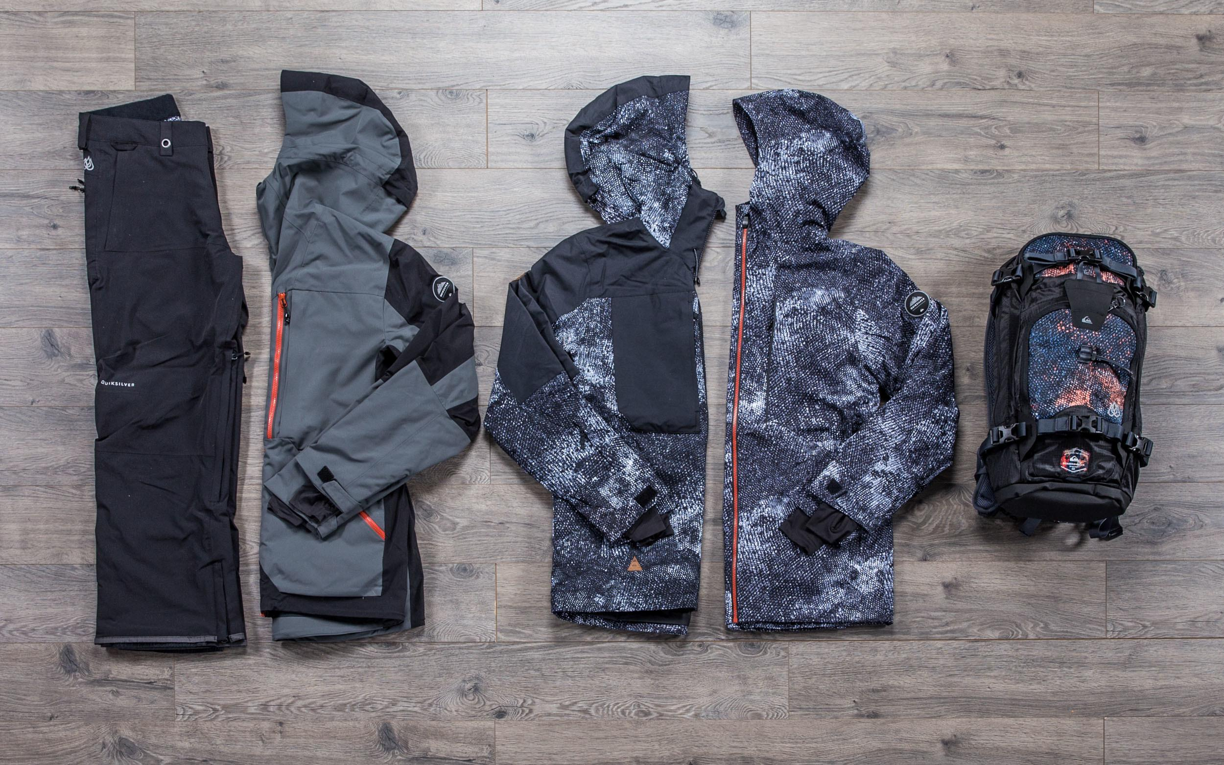 Quiksilver Holiday Gift Guide 2018 Transworld
