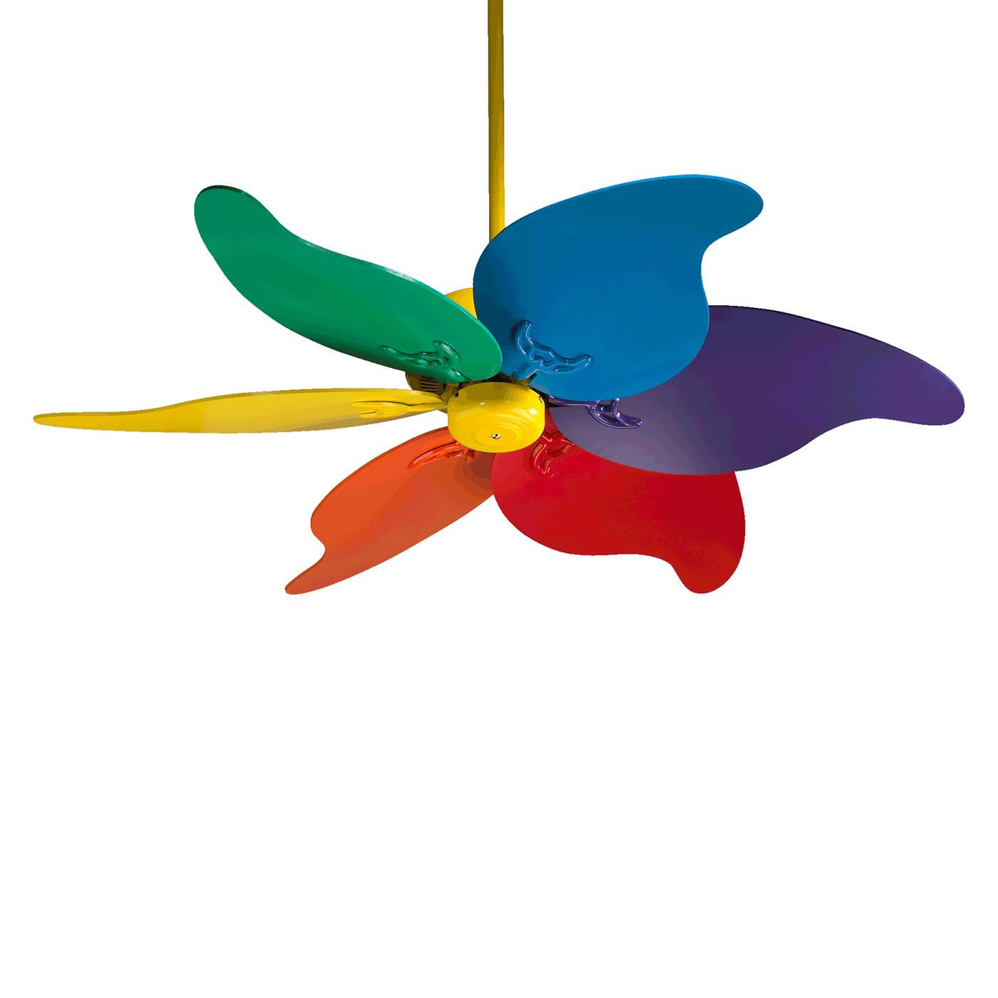 Quorum International Pinwheel Ceiling Fan