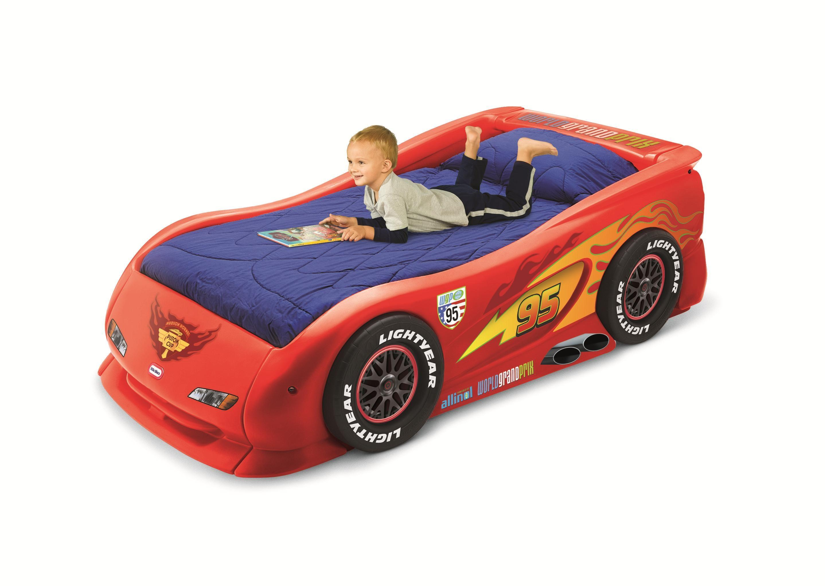 Race Car Bed Toddlers Great Kids