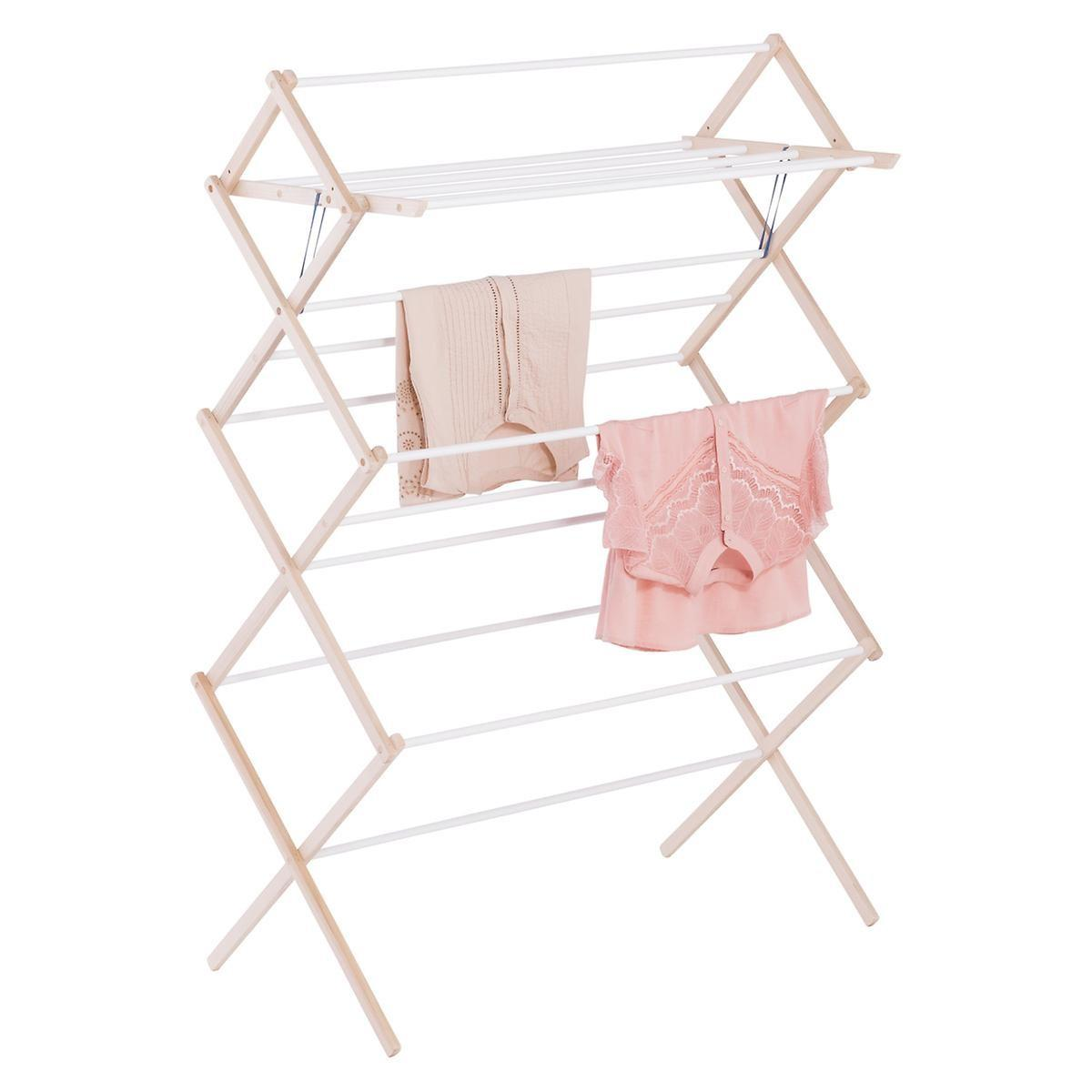 Rack Mesmerizing Clothes Drying Ideas