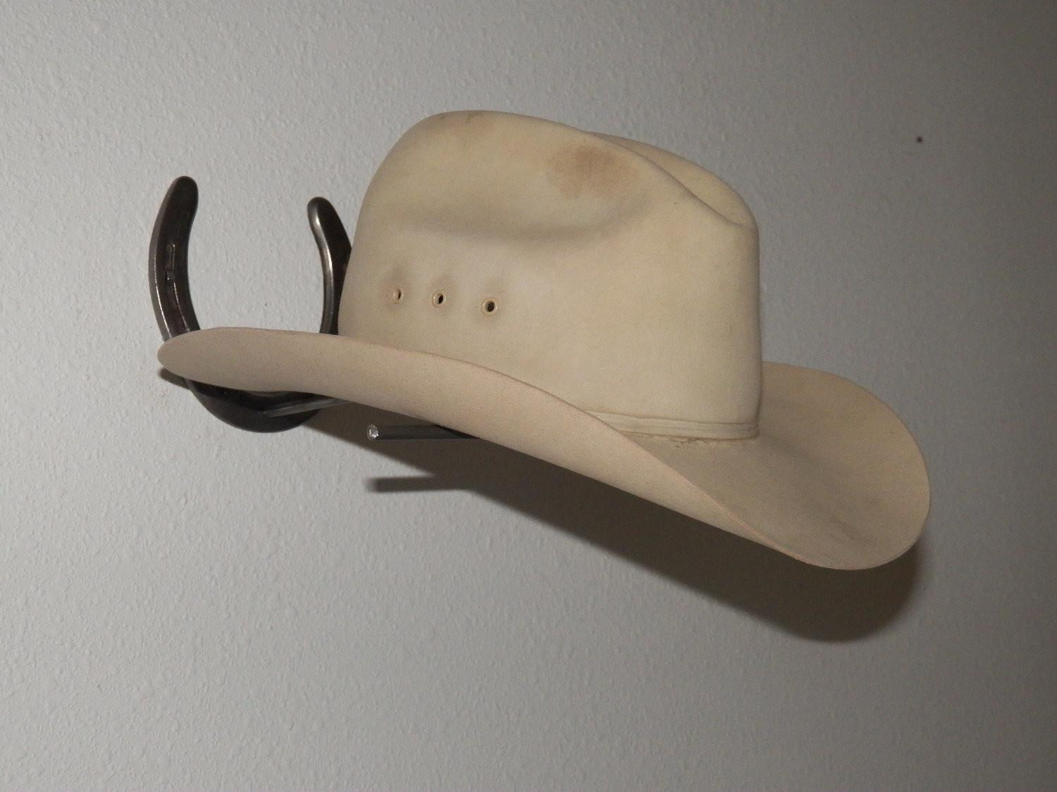 Rack Stunning Cowboy Hat Home Racks