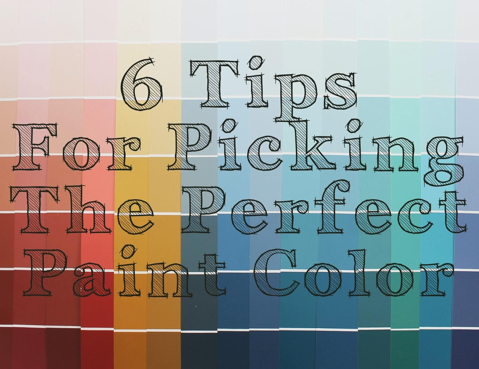 Ragged Wren Tips Picking Perfect Paint Color