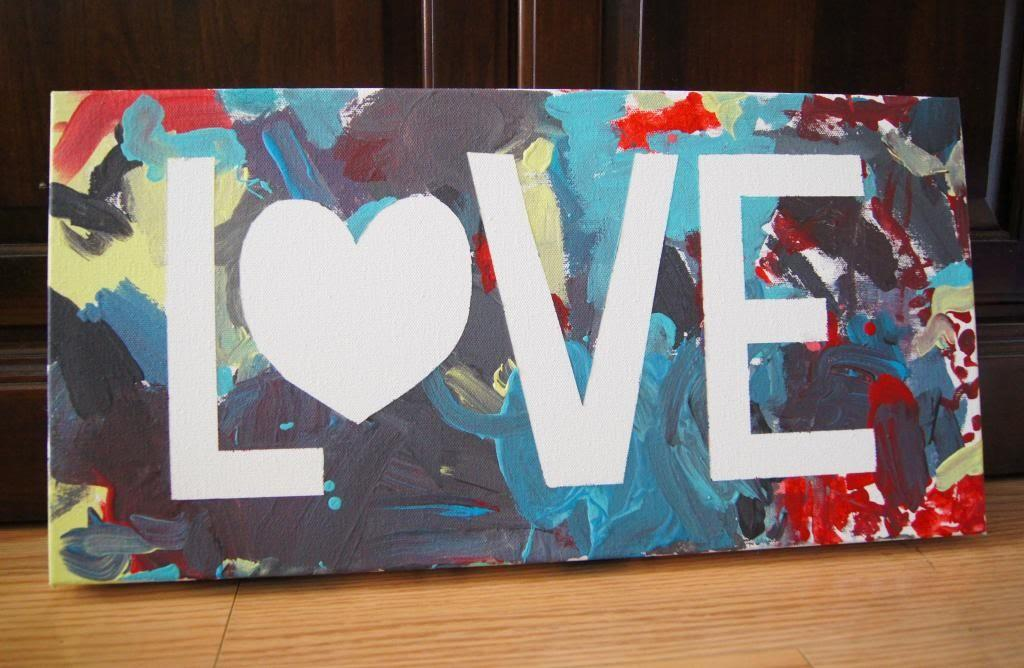 Raising Erohs Our Valentine Day Diy Painters Tape