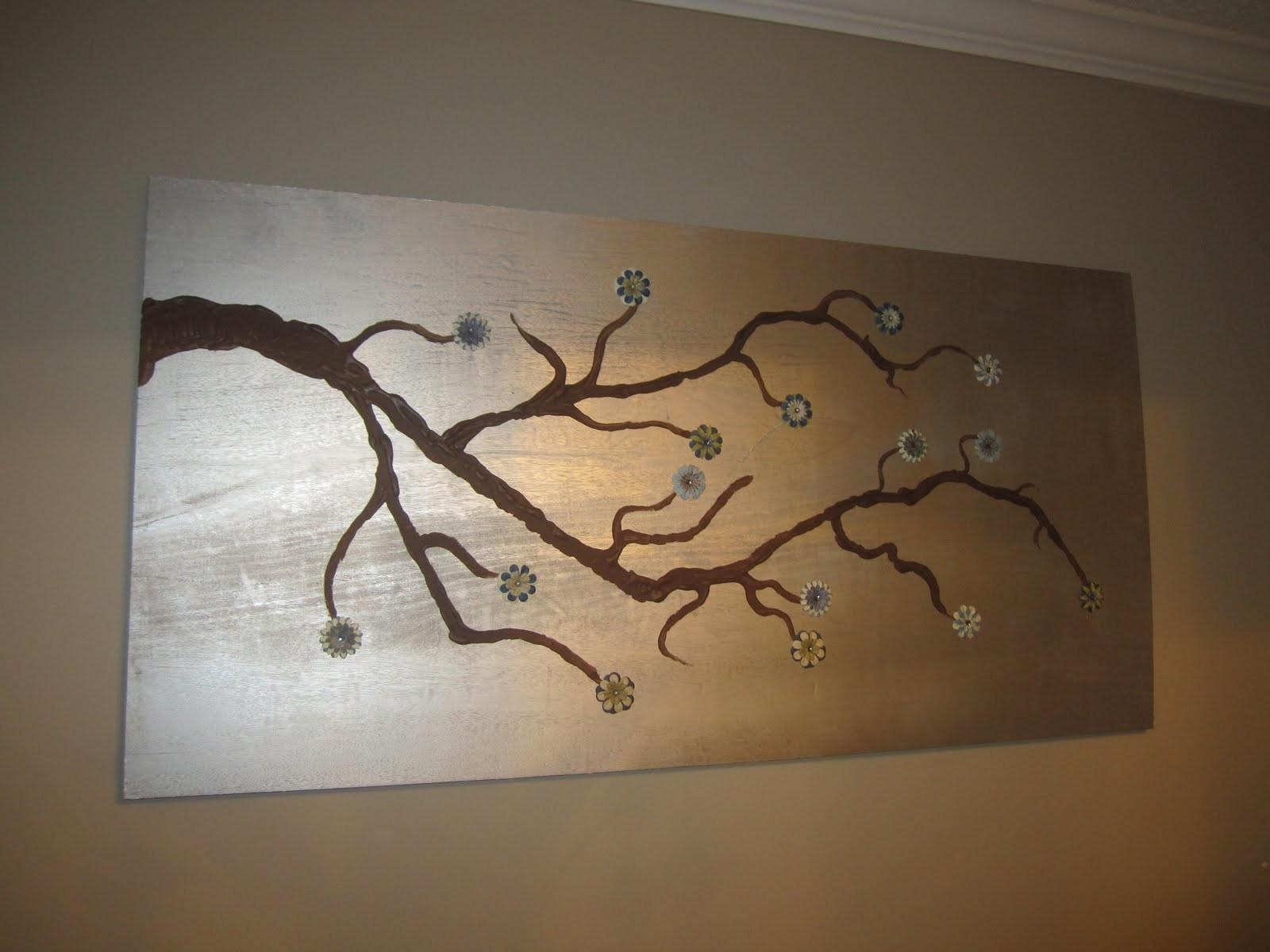 Raising Them Right New Tree Branch Wall Art