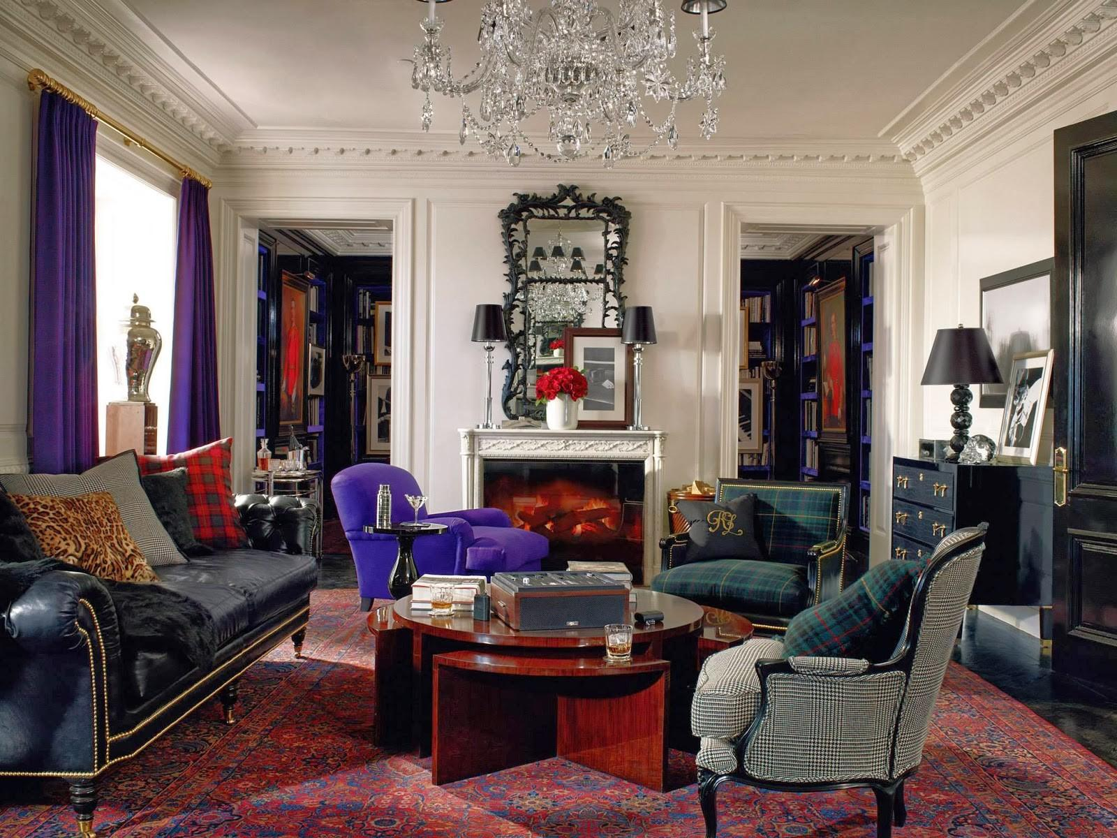 Ralph Lauren Home Design Homesfeed