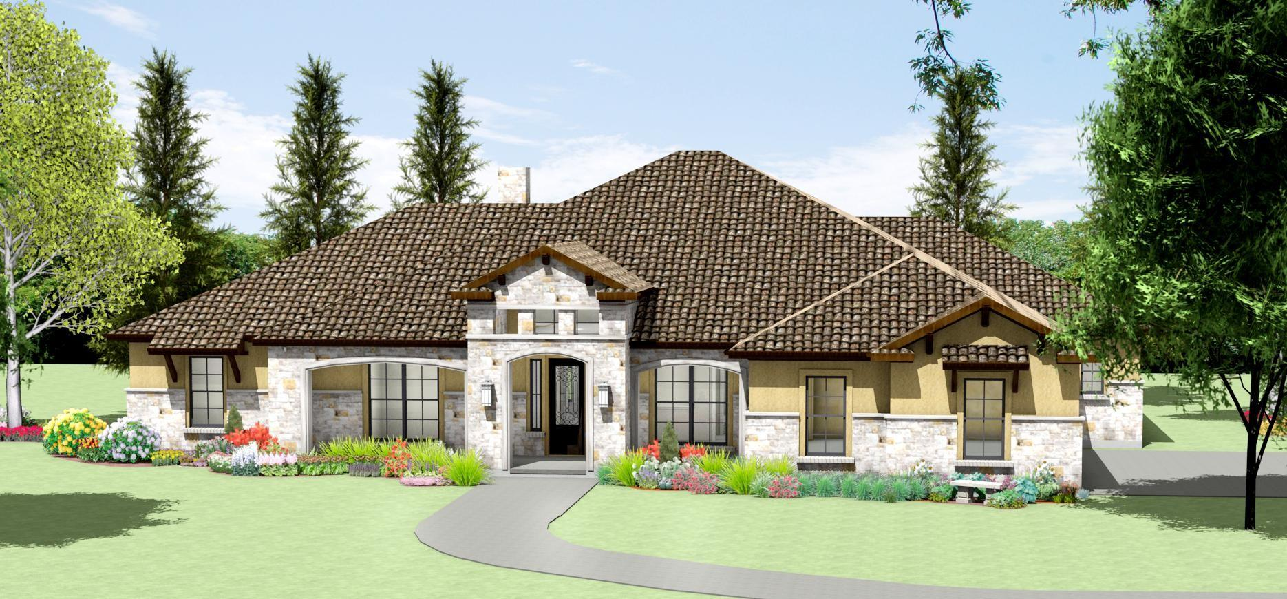 Ranch Cottage Style House Plans