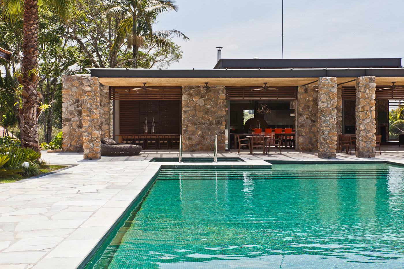 Ranch House Galeazzo Design Brazil Keribrownhomes