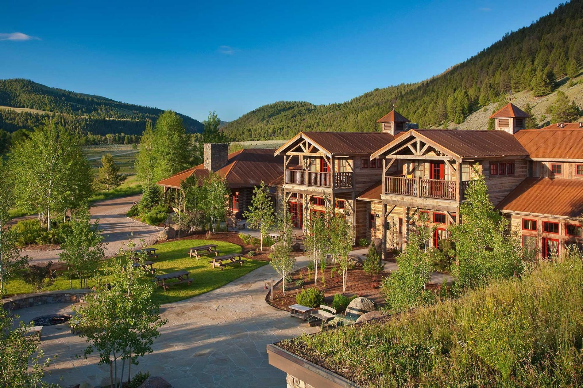 Ranch Rock Creek National Geographic Lodges