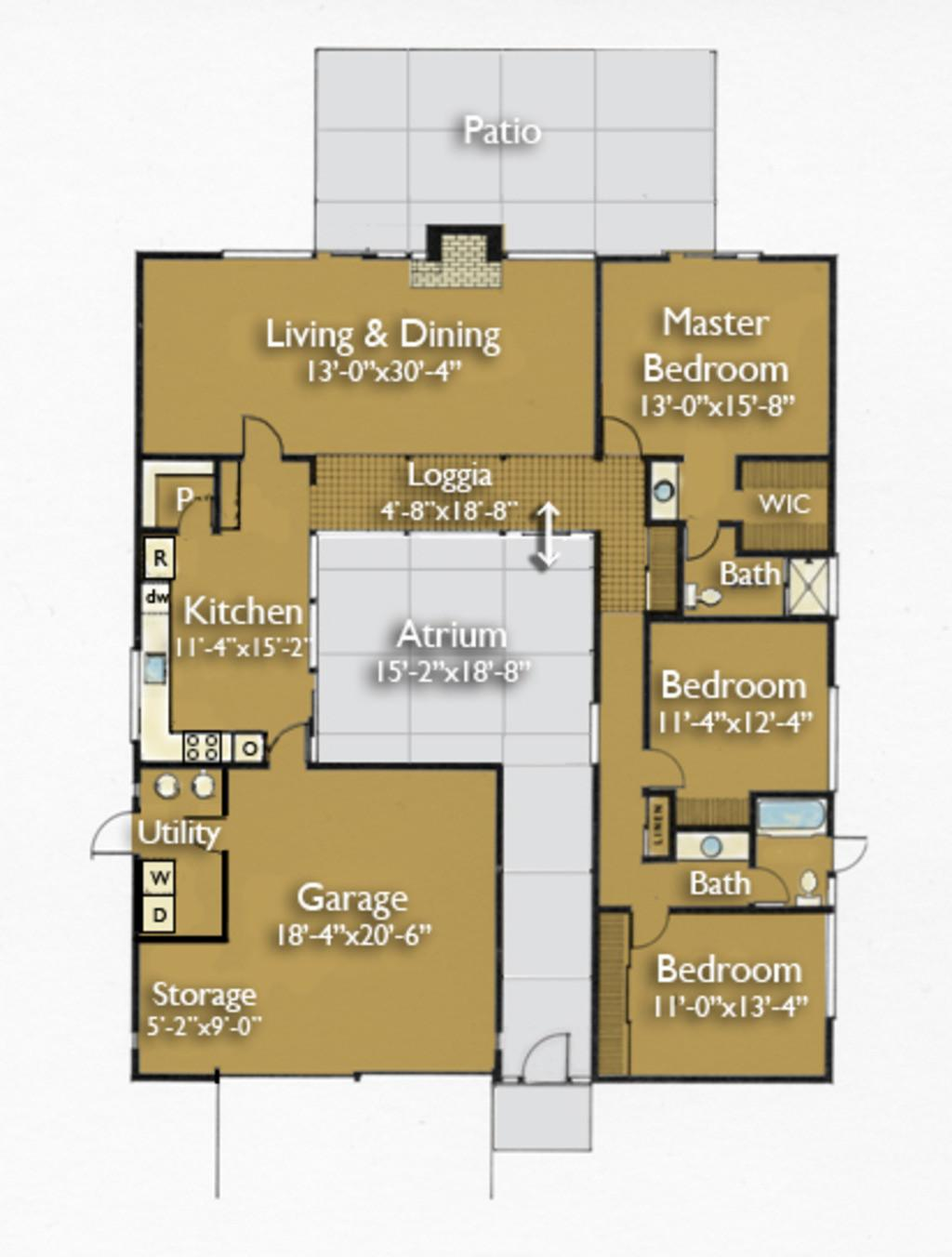 25 Most Popular Small Modern Home Central Atrium That Will Give Your Home The Edge Diverse Designs Decoratorist