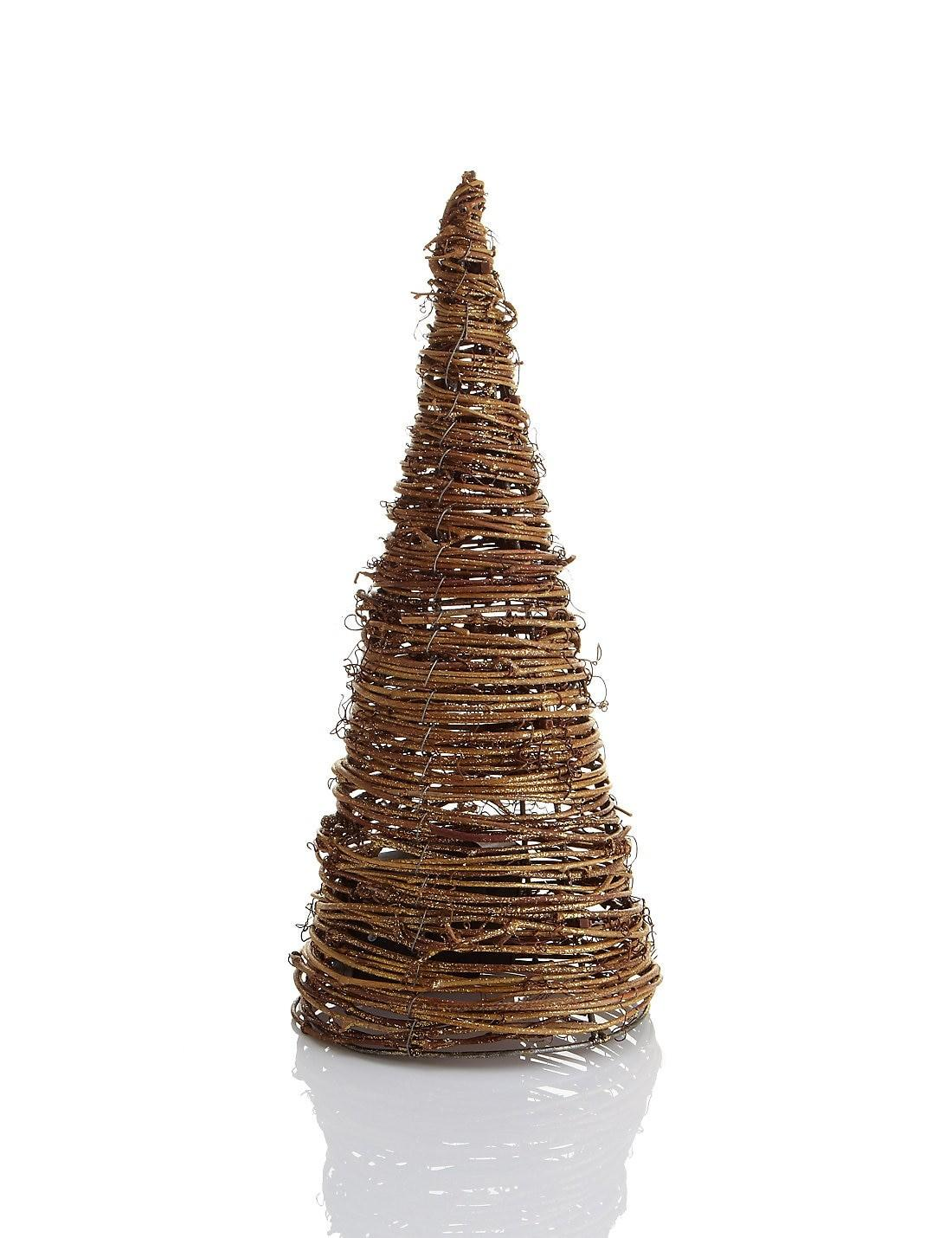 Rattan Christmas Tree Blog