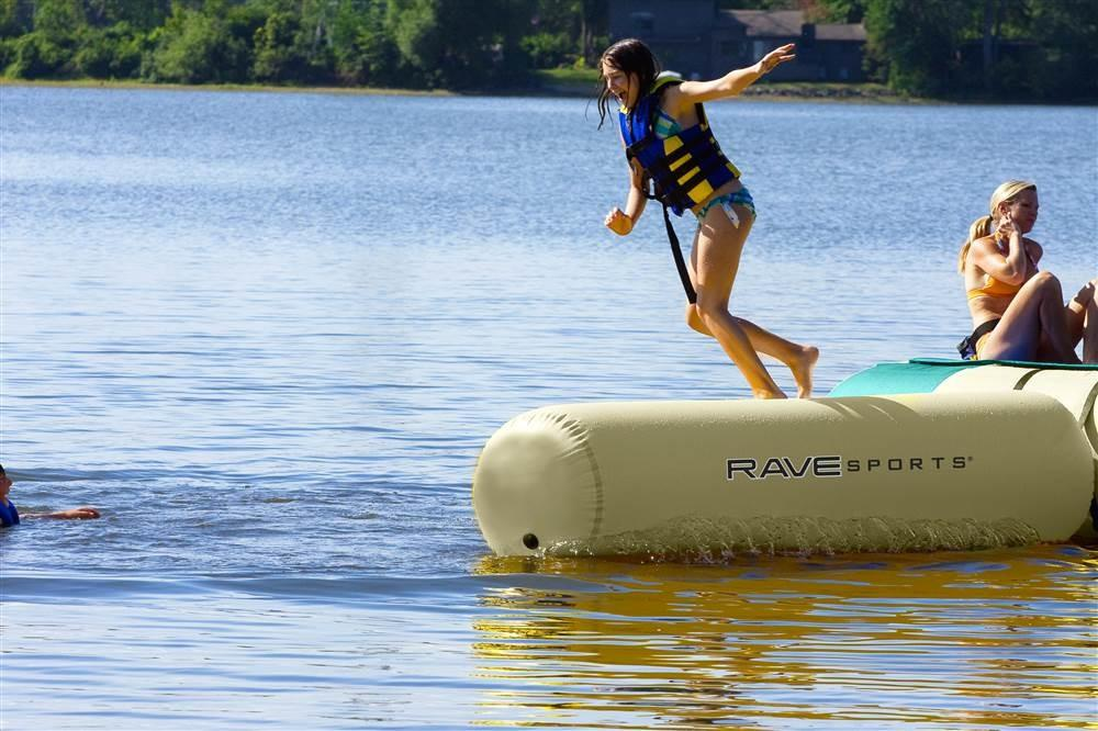 Rave Hibiscus Stand Paddle Board Walmart