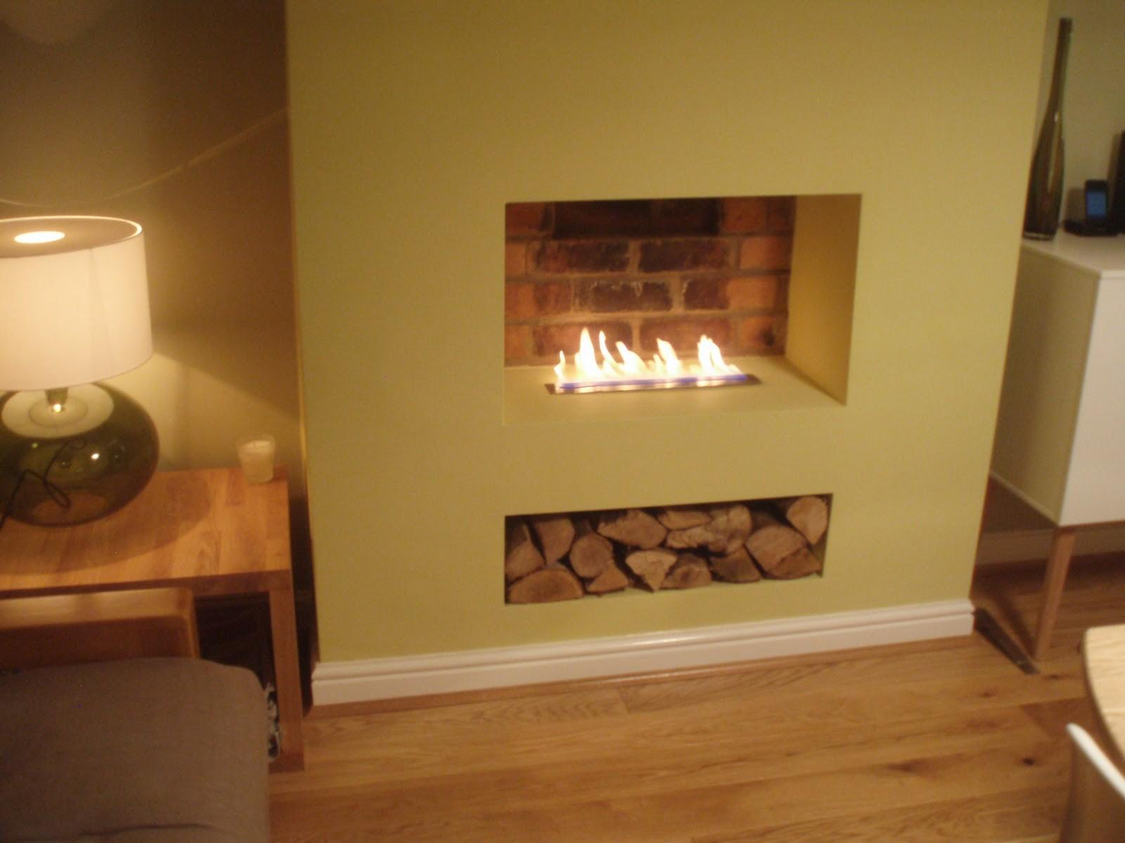 Real Flame Gel Fuel Fireplace Engine