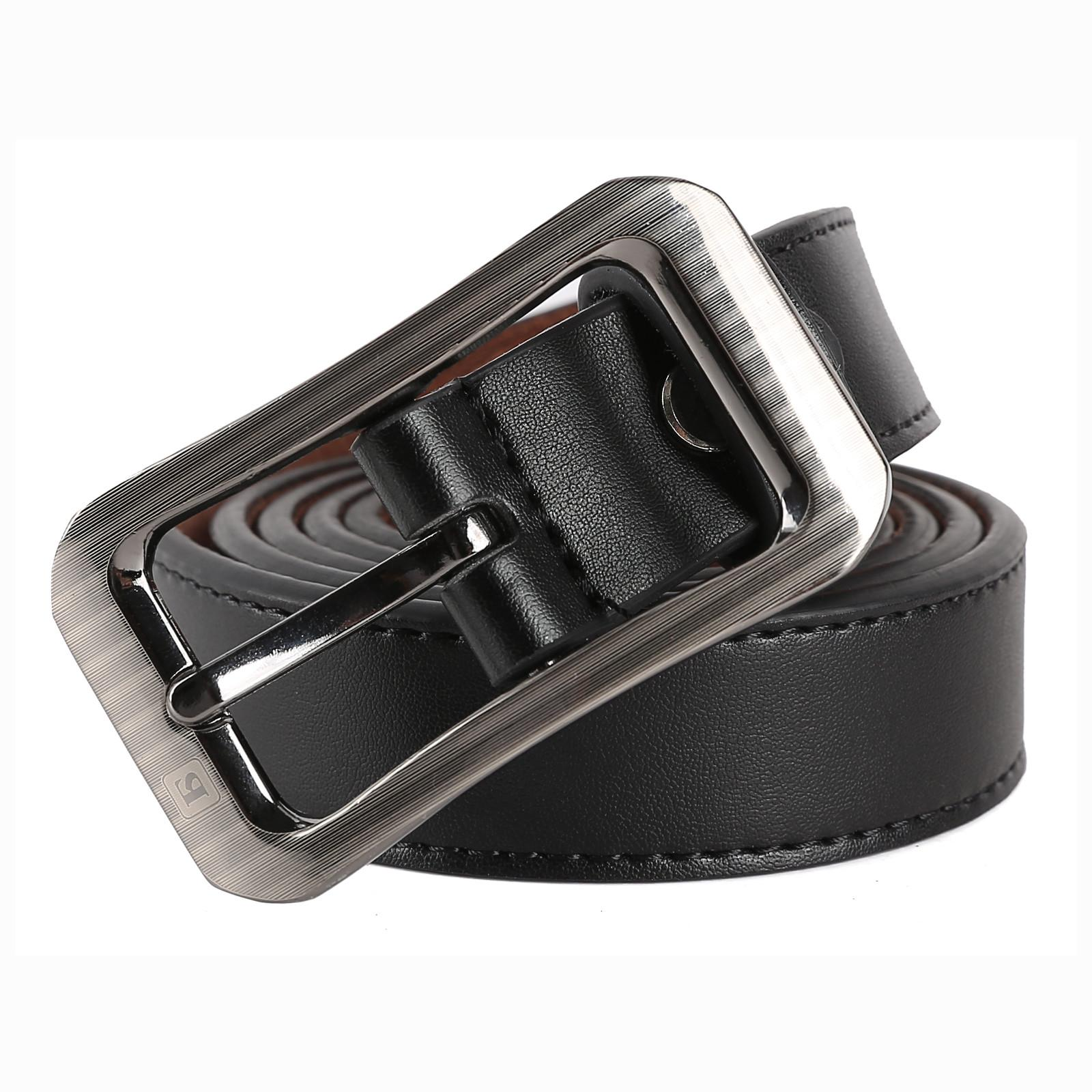 Real Genuine Leather Belts Womens Ladies Stylish Jeans