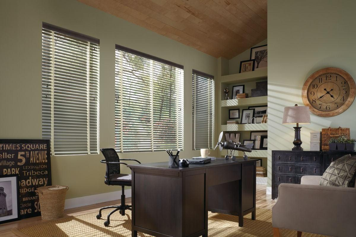 Reasons Choose Blinds Your Home Office