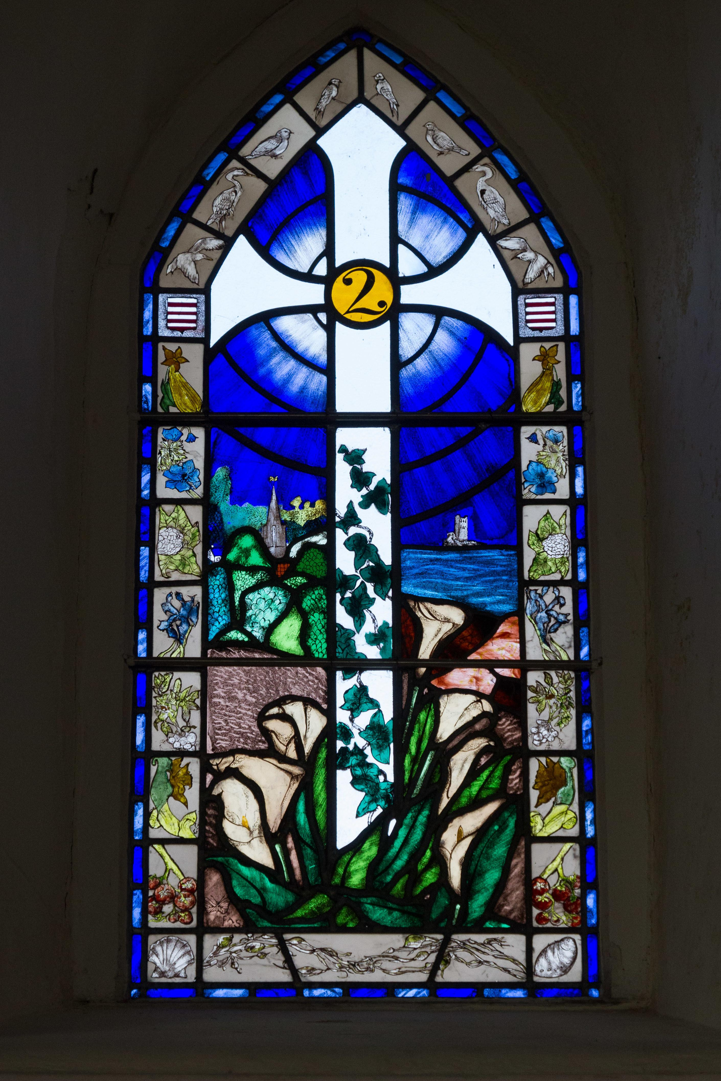 Reasons Choosing Stain Glass Window Your
