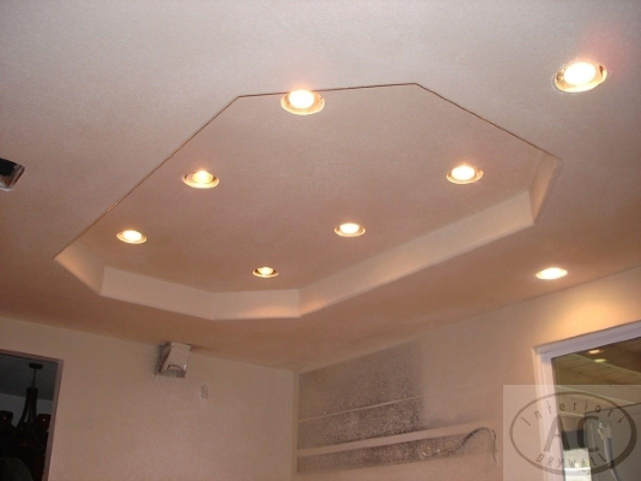 Recessed Lighting Kitchen Replace Fluorescent