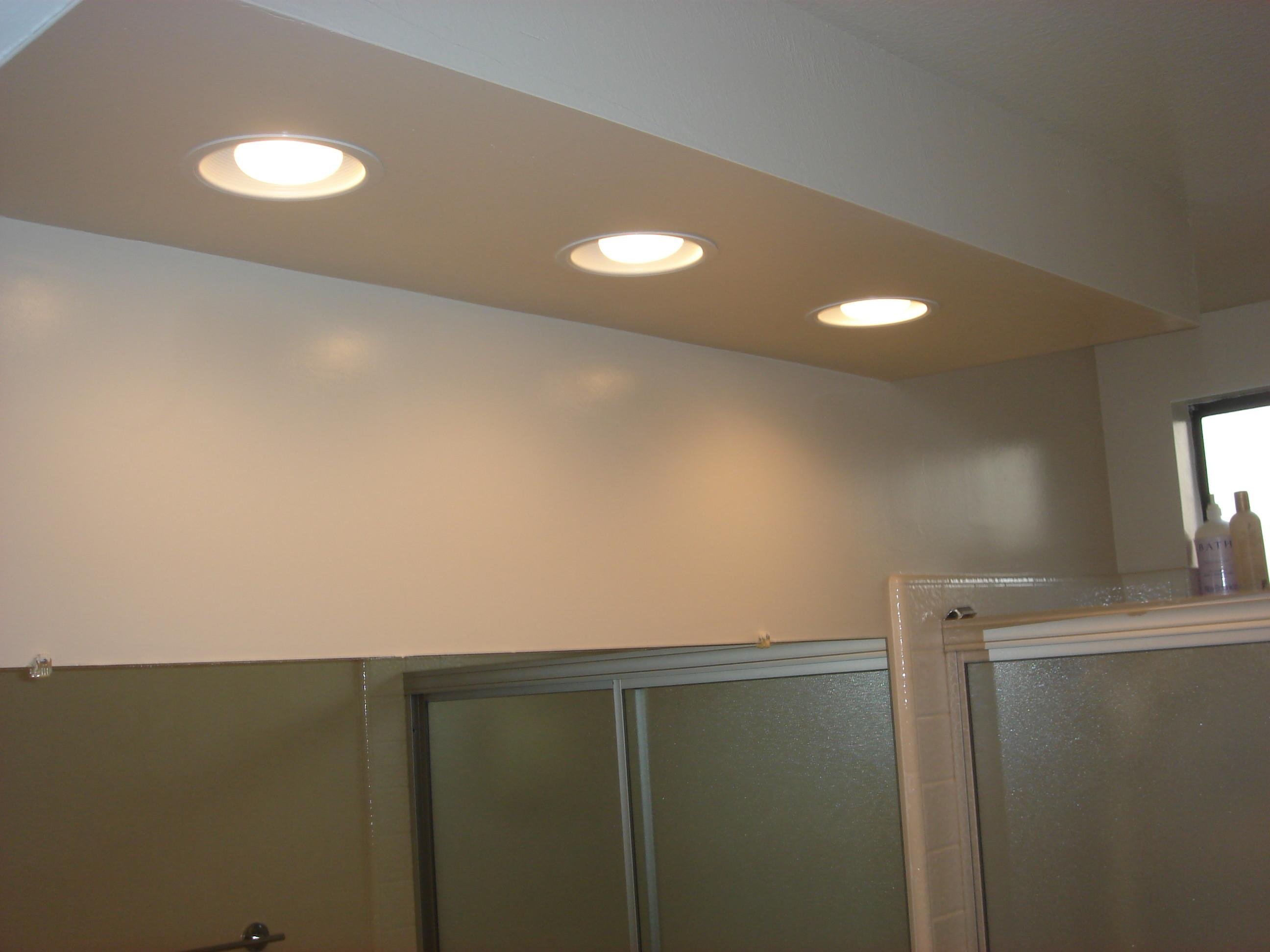 Recessed Lights Cost Kitchen Soffit Lighting