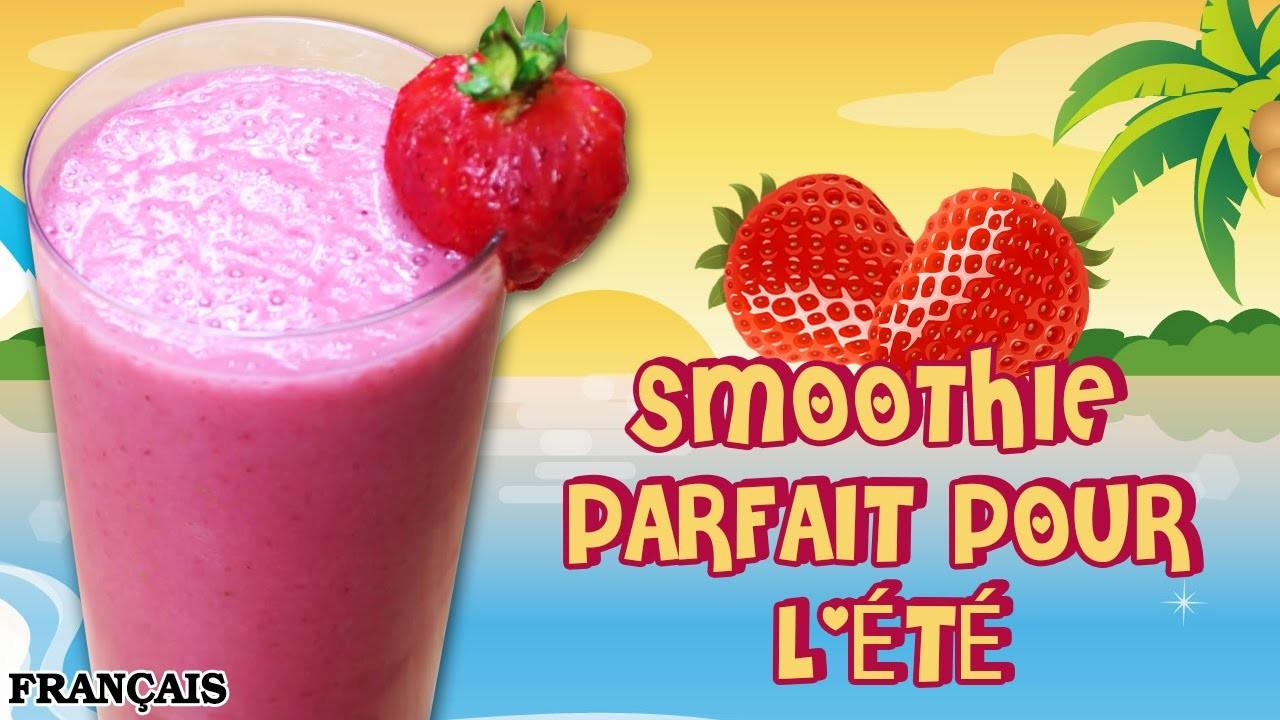 Recette Facile Diy Summer Smoothie French Comment