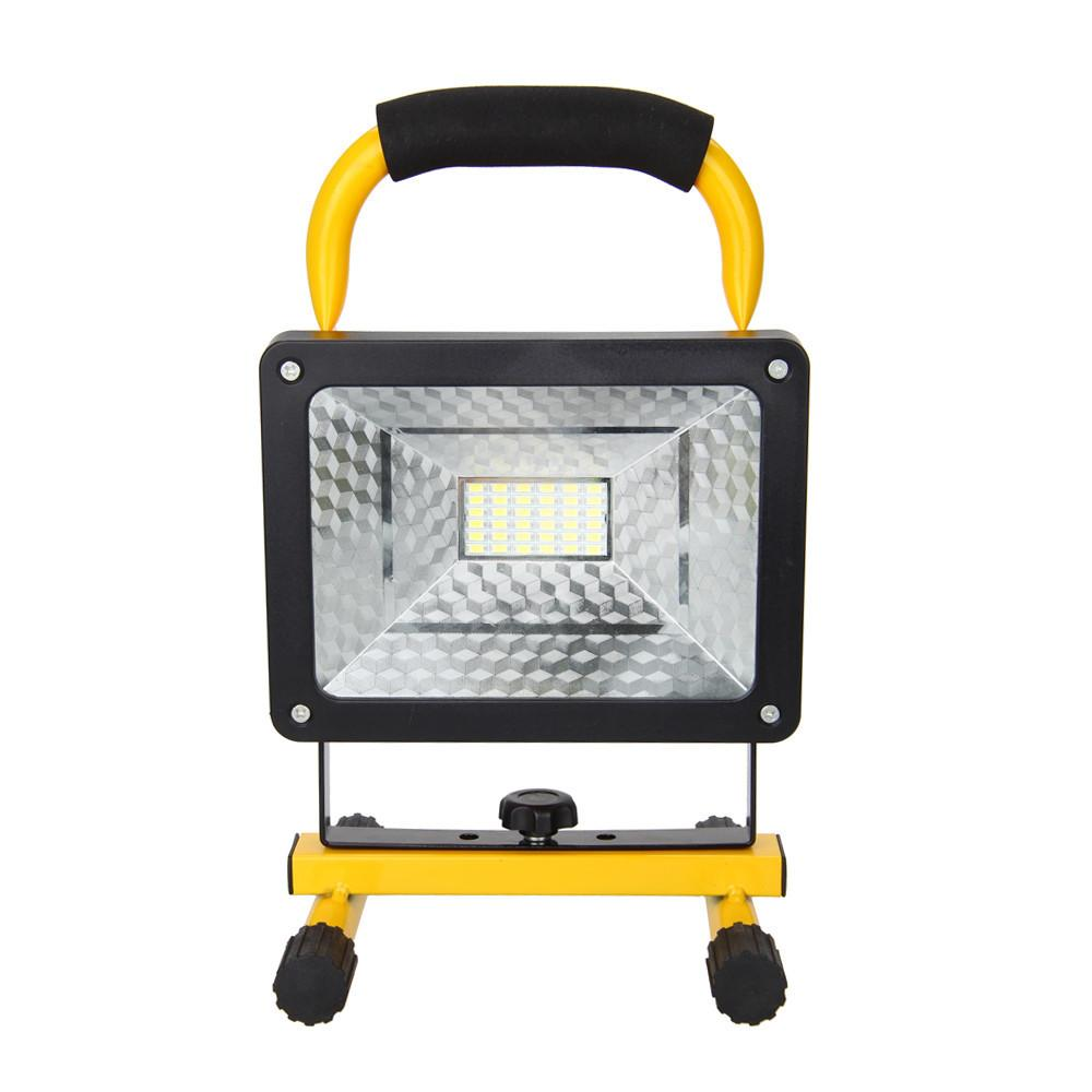 Rechargeable 3000lm Led 50w Portable Flood Spot Work