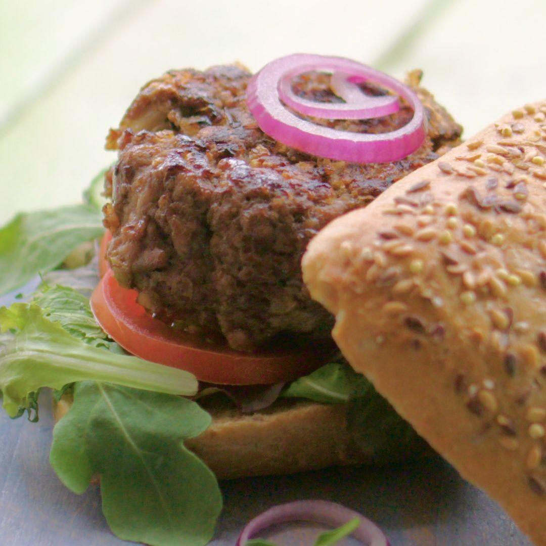 Recipe Homemade Burgers
