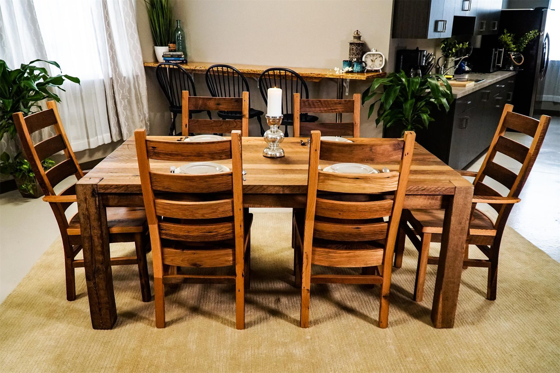 Reclaimed Dining Tables Sale Optimizing Home Decor