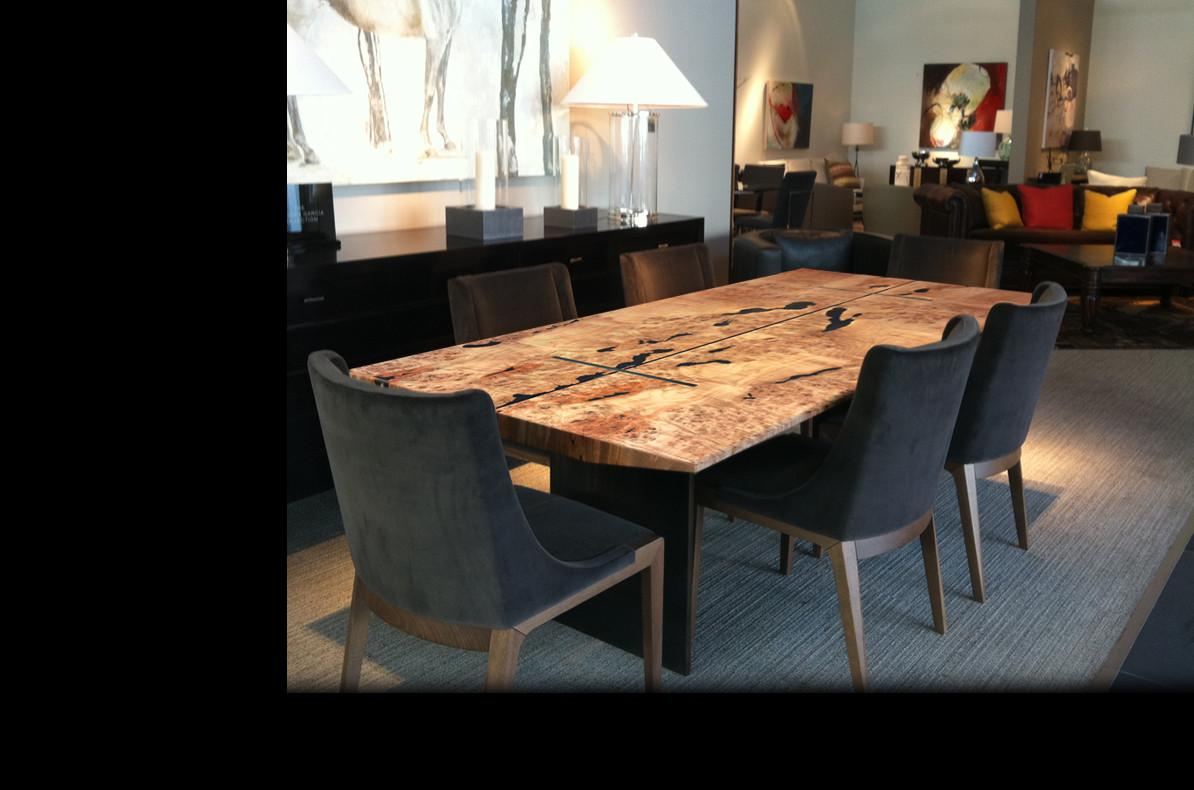 Reclaimed Wood Dining Room Sets Home Ideas