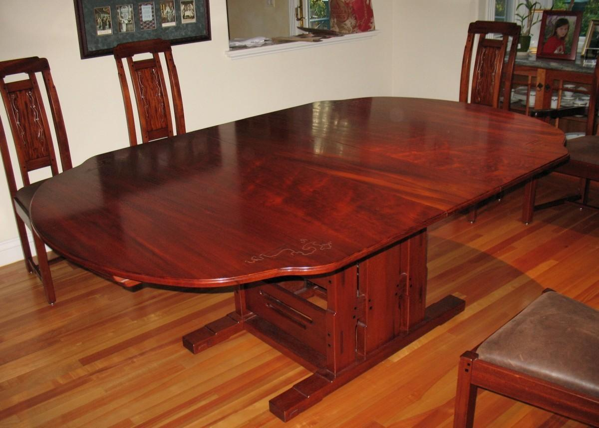Reclaimed Wood Dining Room Table Loccie Better Homes