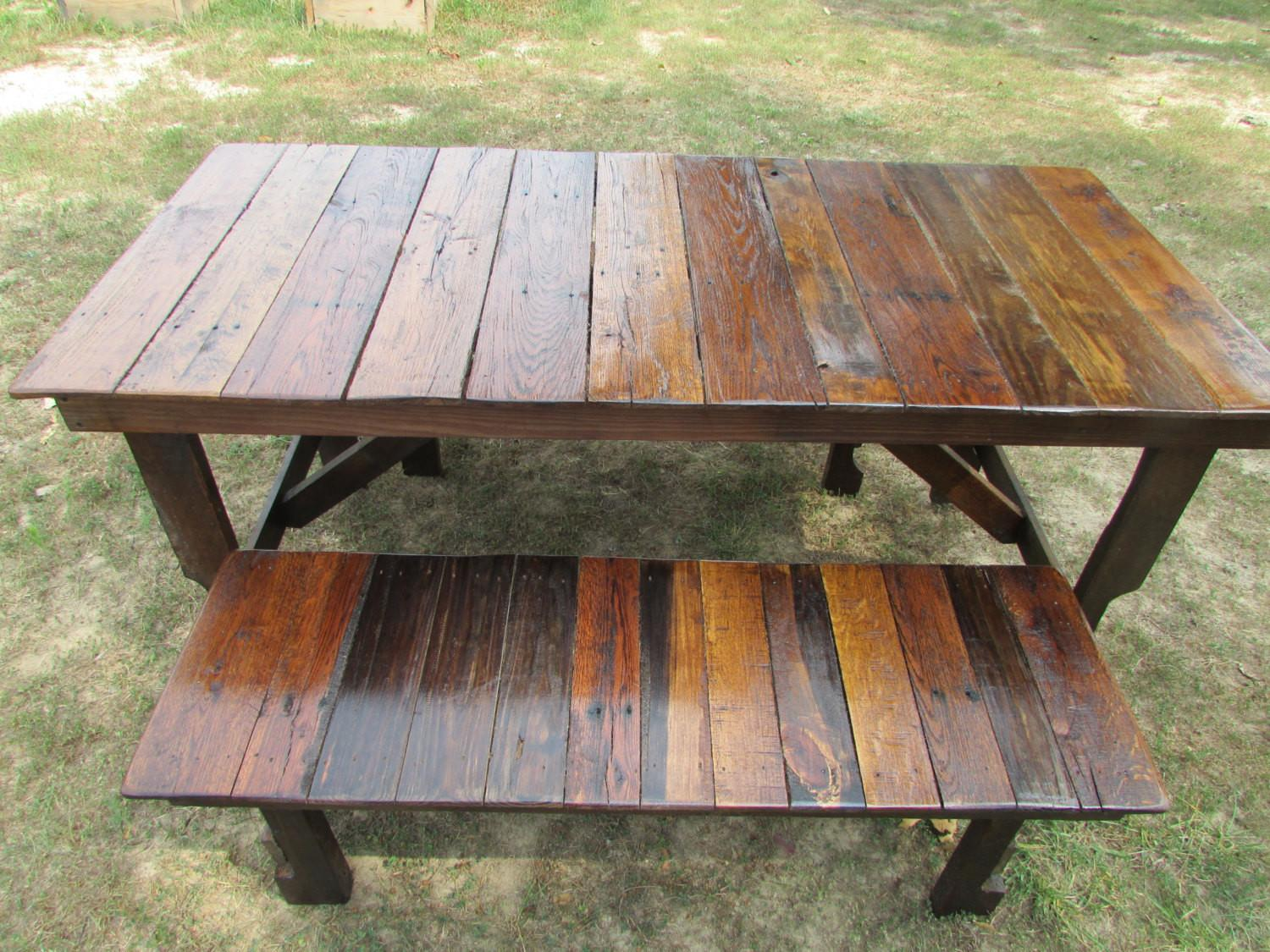 Reclaimed Wood Garden Furniture Ideas Awesome