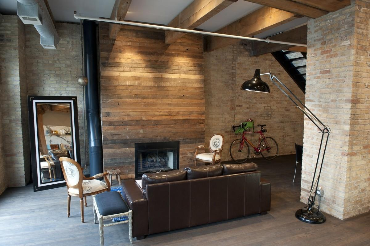 Reclaimed Wood Wall Panels Inspiring Square