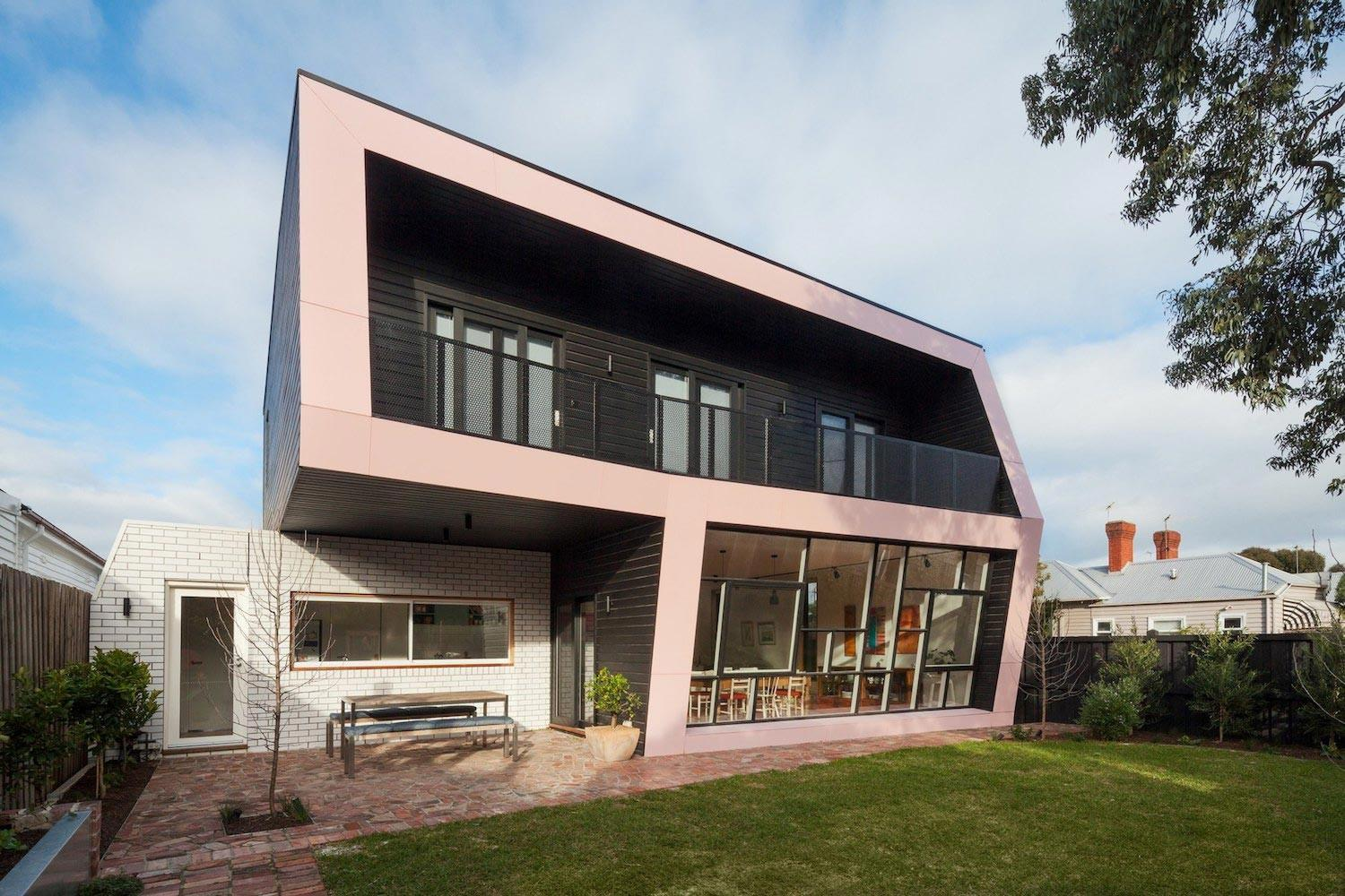 Reconfiguration Extension Edwardian Weatherboard