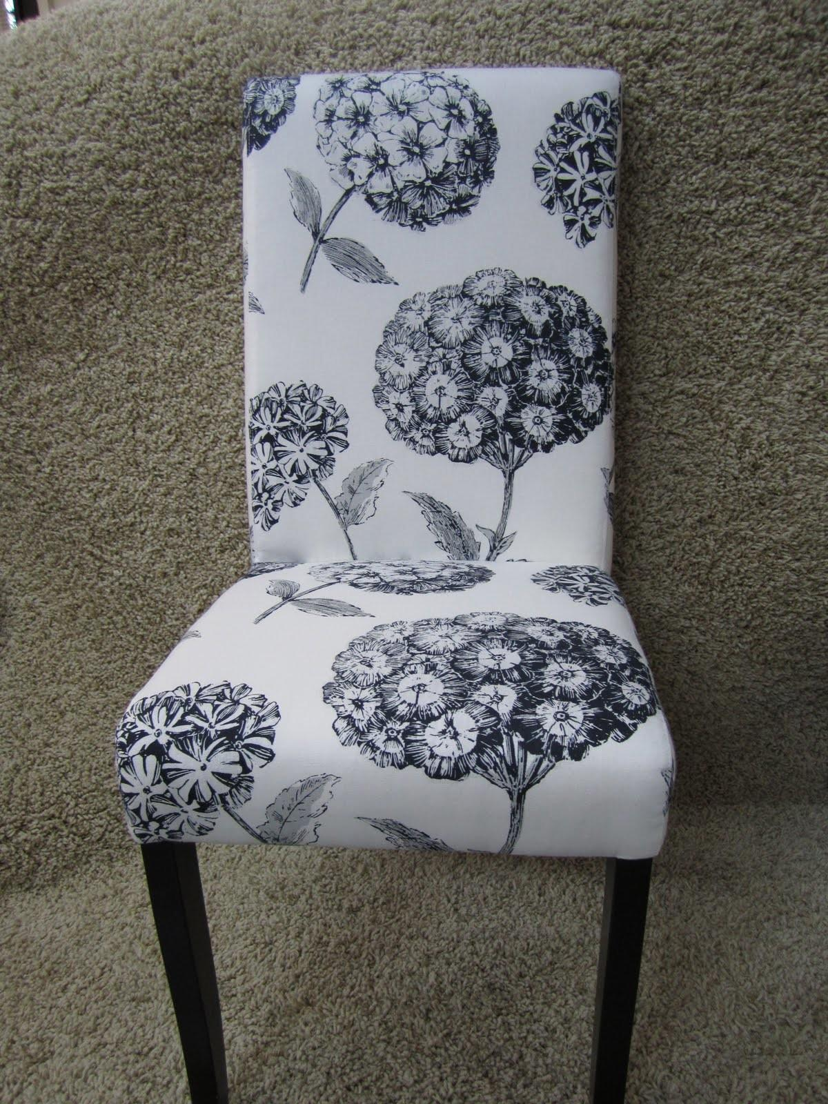 Recover Chair Reupholstering Diy