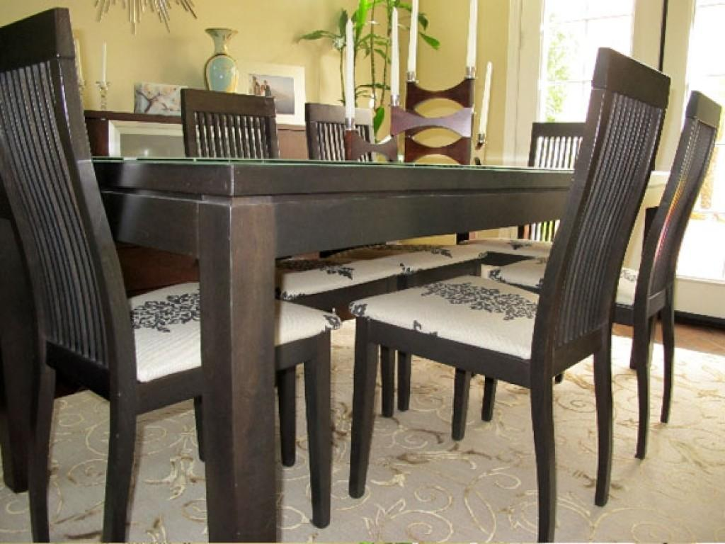 Recover Dining Room Chairs Reupholstering