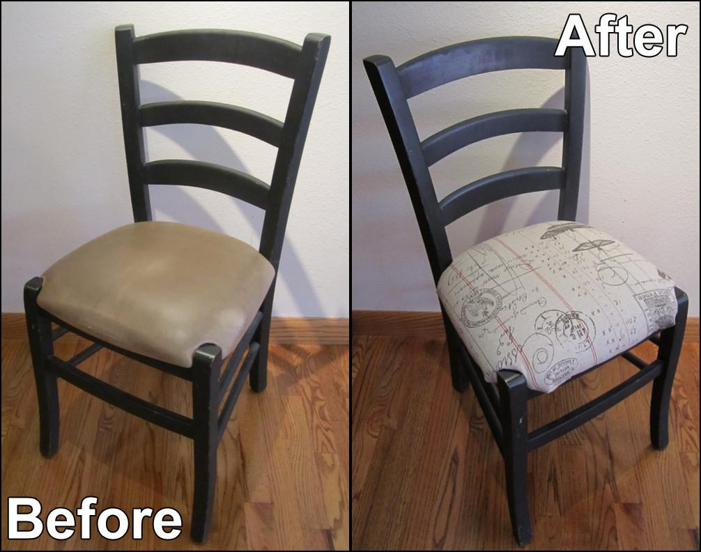 Recovering Dining Room Chair Cushions Piping
