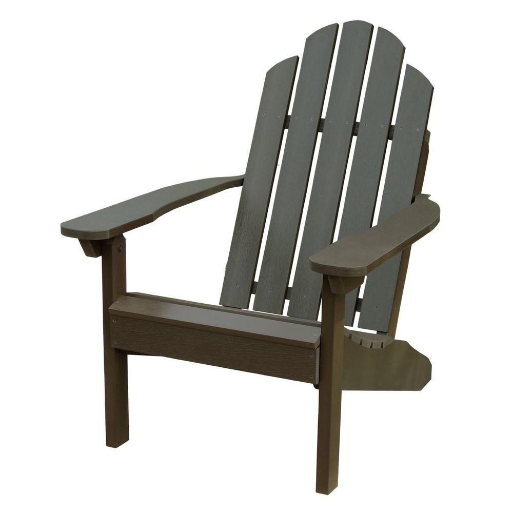 Recycled Eco Friendly Marine Grade Adirondack Beach Chair