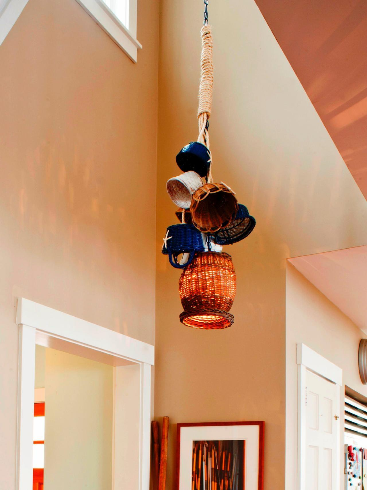 Recycled Light Fixtures Diy Network Blog Made Remade