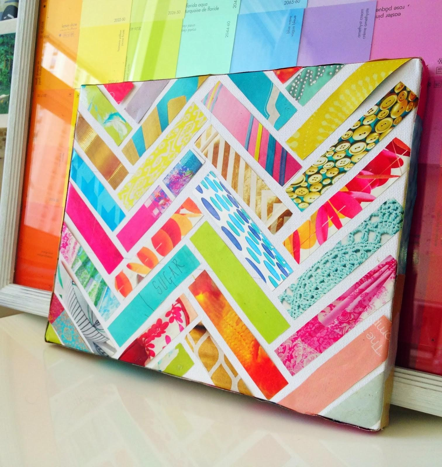 Recycled Magazing Projects Diy Craft