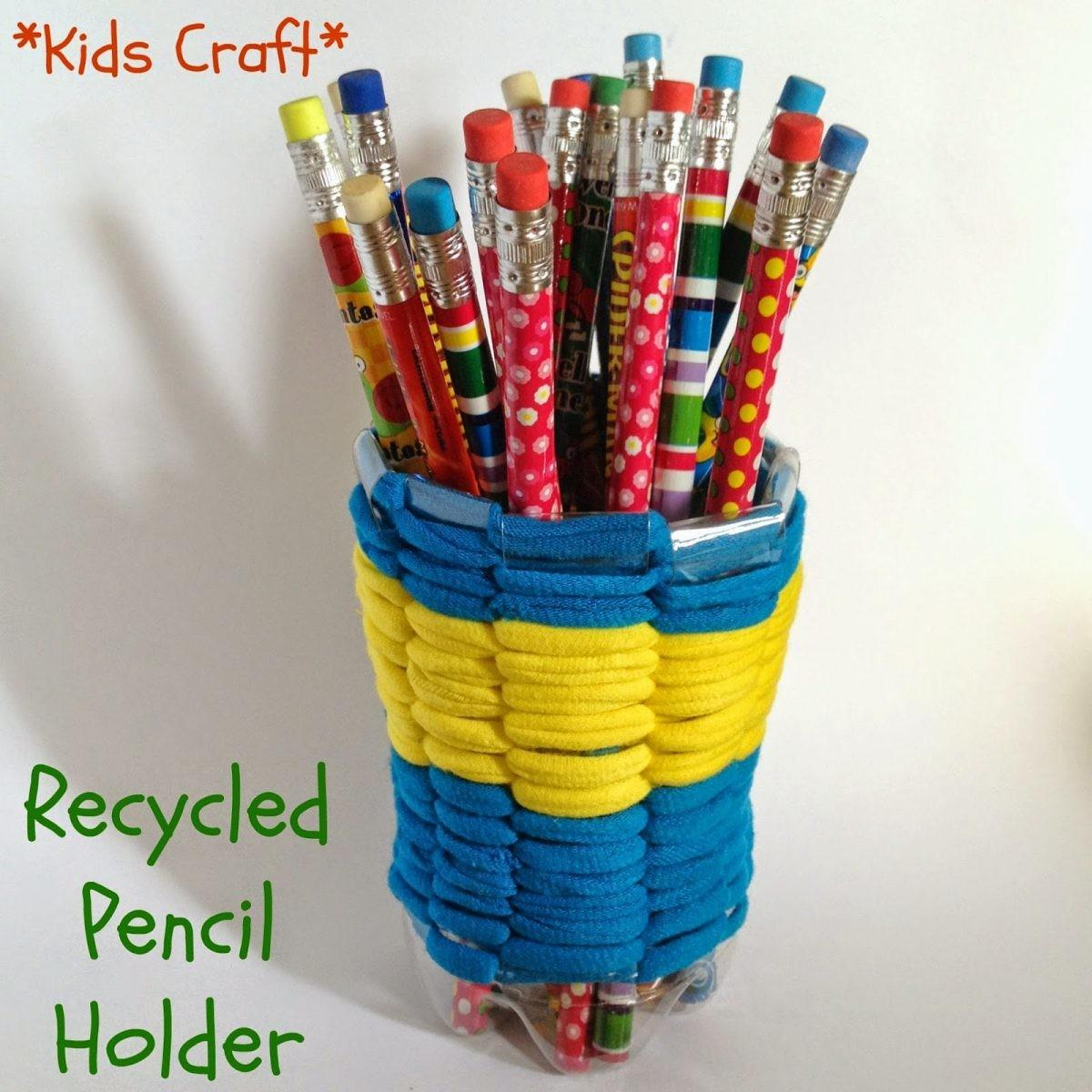 Recycled Pencil Holder Twitchetts