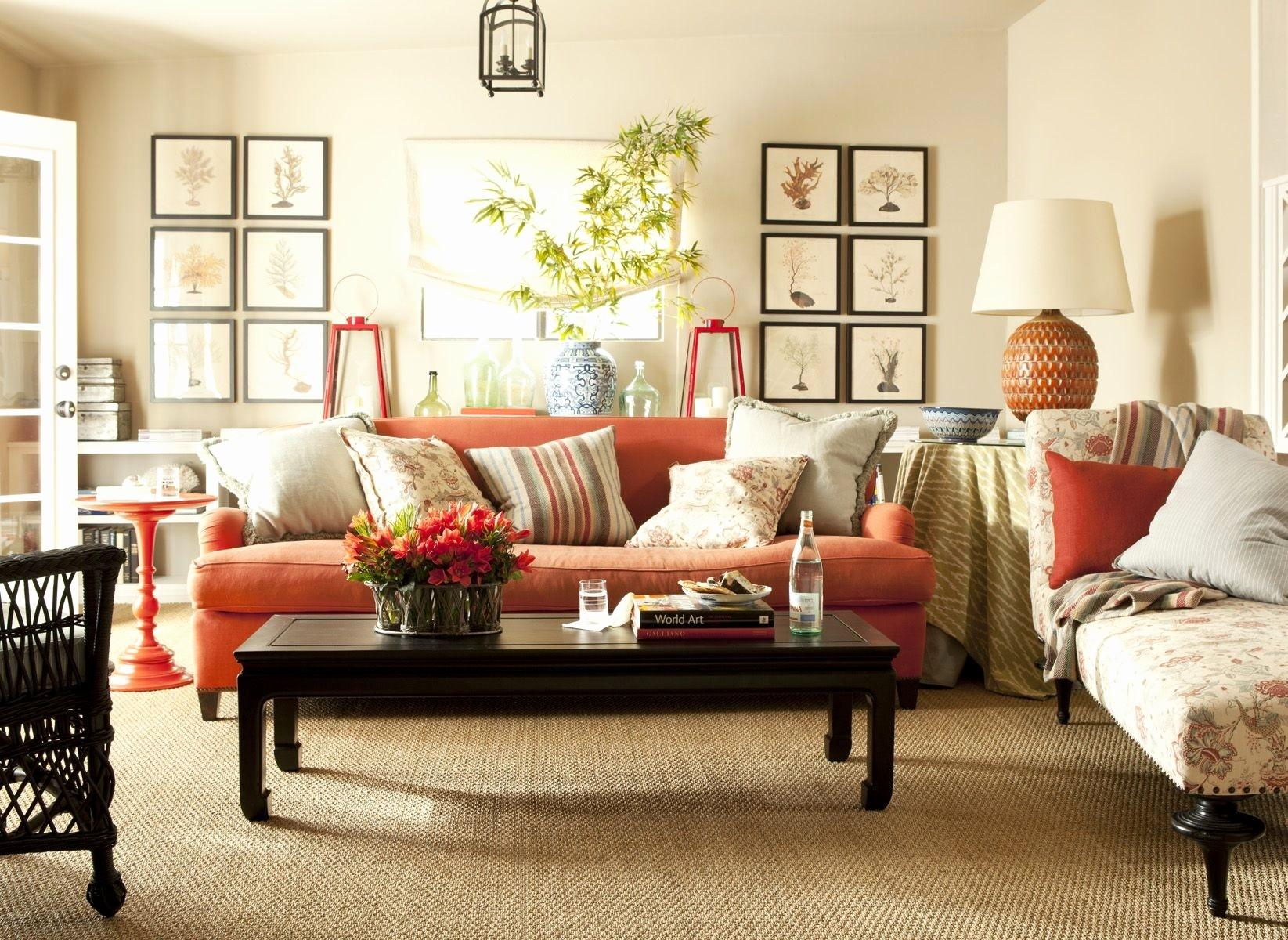 Red Beige Living Room Ideas Beautiful Modern Position