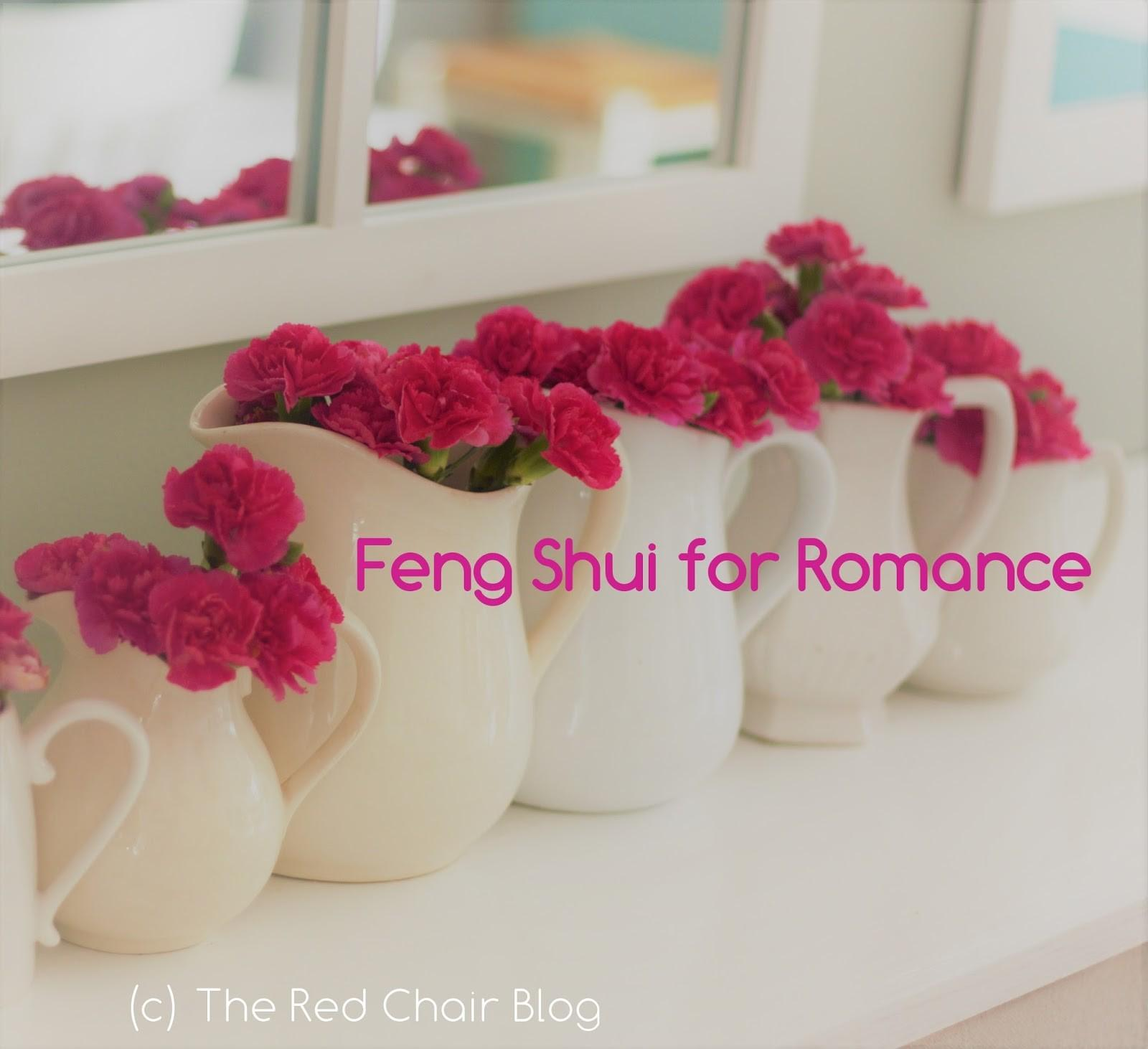 Red Chair Blog Feng Shui Tips Love Romance
