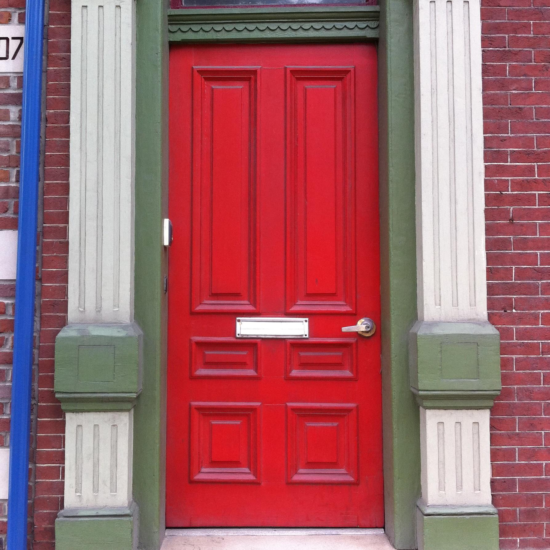 Red Doors Lawrenceville House Ongoing History