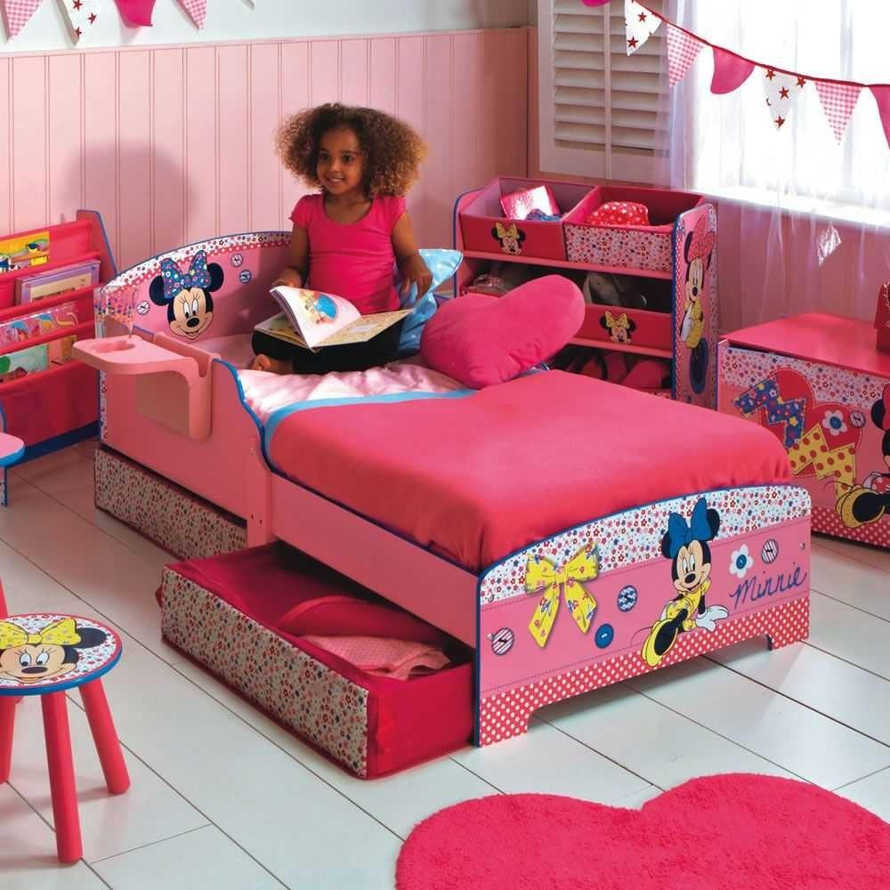 Red Minnie Mouse Bedroom Decor Bow Skirt Ears Outfit Als