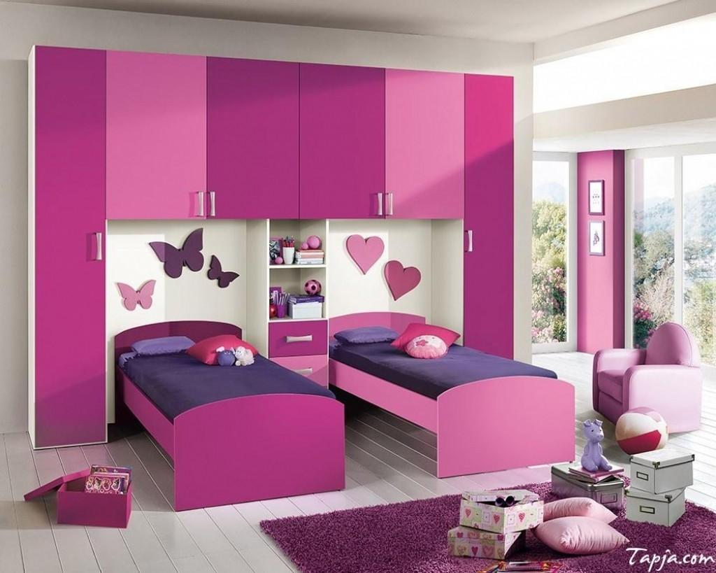 Red Purple Home Decor Tips Decorate Room