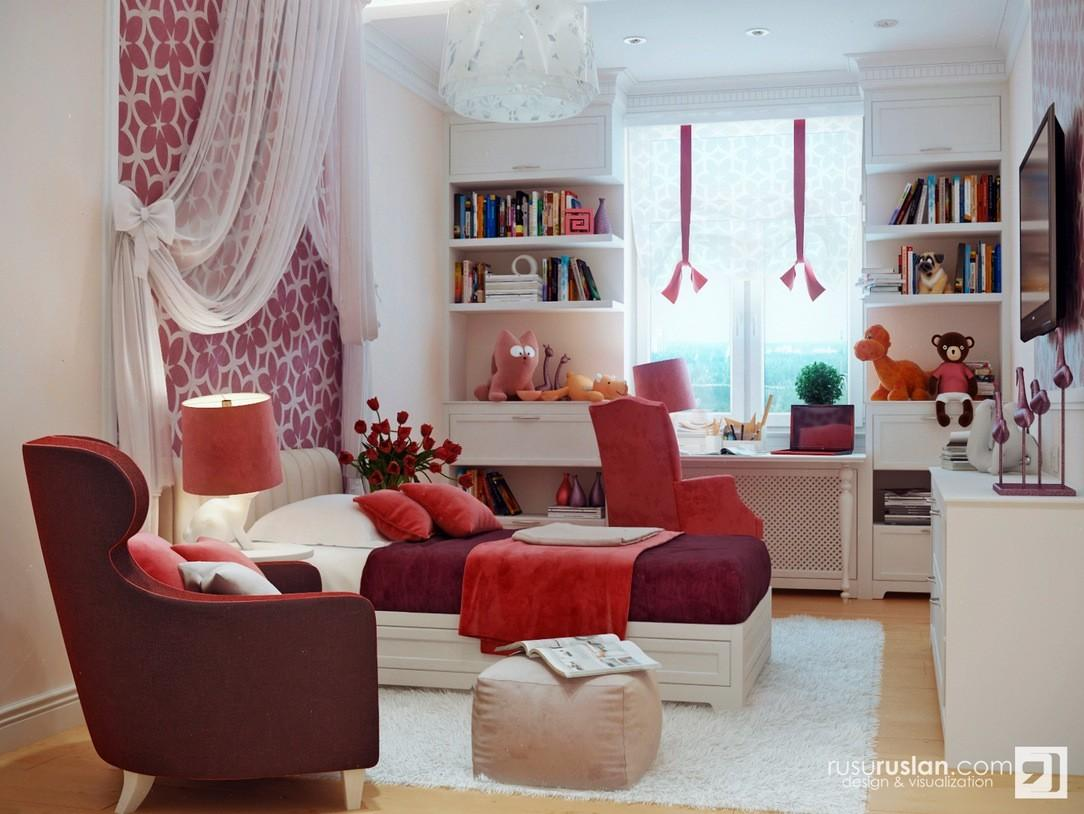 36 Stylish Red Decorating Ideas That Offer Real Pleasure