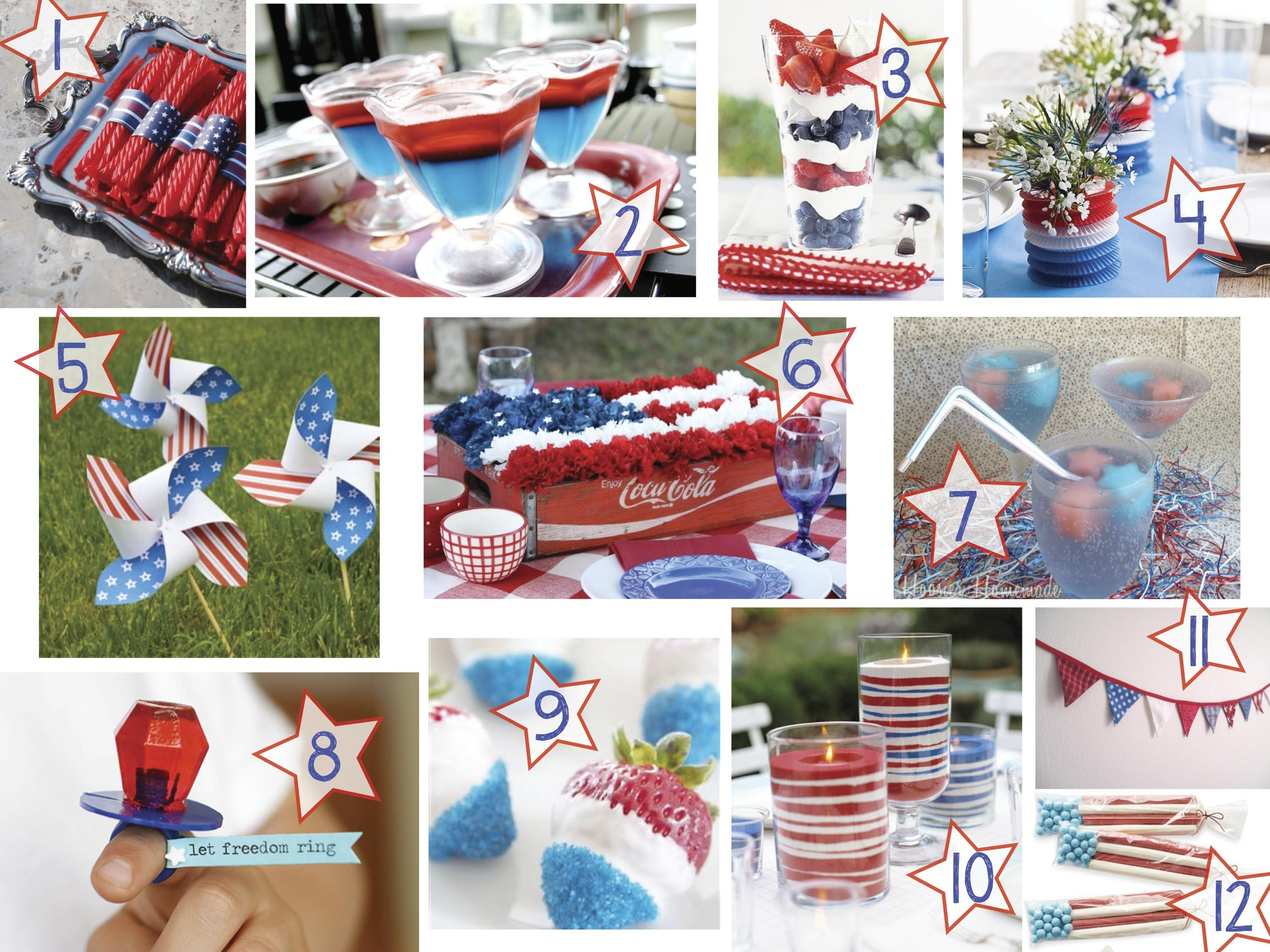 Red White Blue Kids Pluto Mother