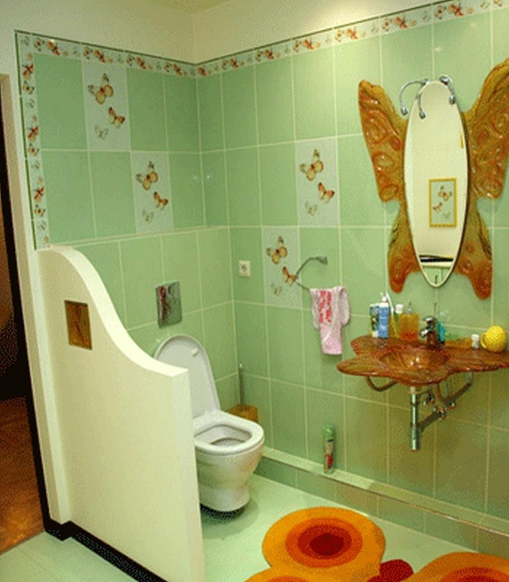 Redecorate Your Kids Bathroom Bed