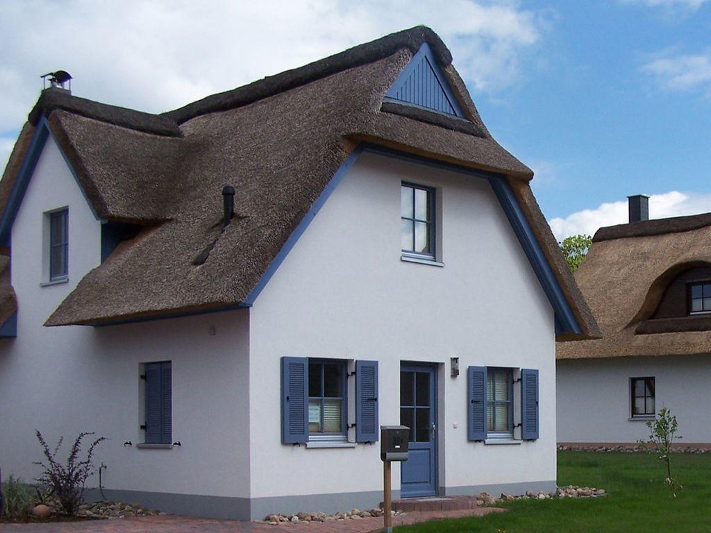 Reetdachhaus Auf Poel Cozy Thatched Roof House Only Few