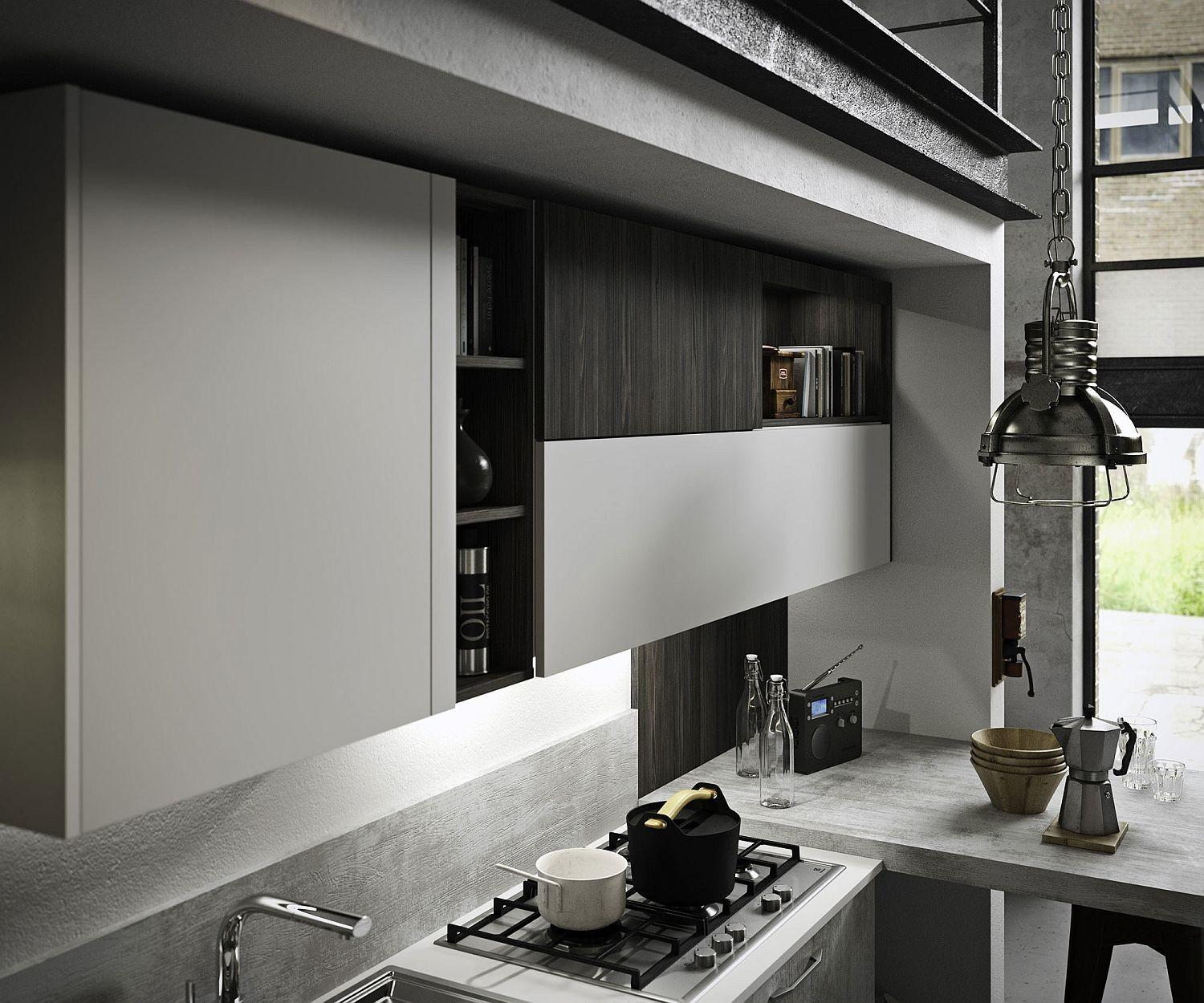 Refined Reliable Edgy Fun Adaptable Kitchen