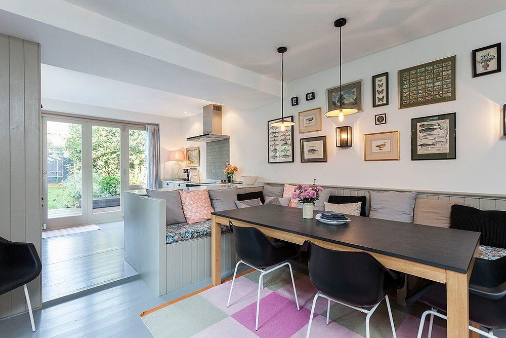 Refined Simplicity Banquette Ideas Your