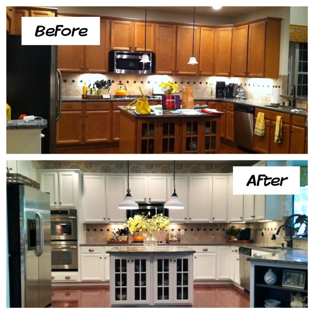 Refinish Kitchen Cabinets Step Easy Guide