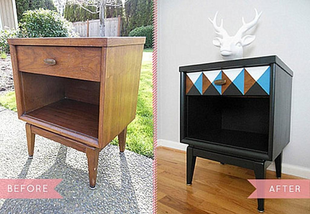 Refinishing Mid Century Furniture